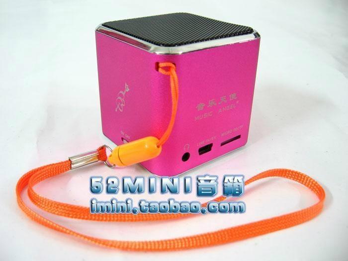 music angel MD06 Mini Lovers Speaker 2
