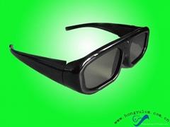 universal active shutter 3D TV glasses for TV