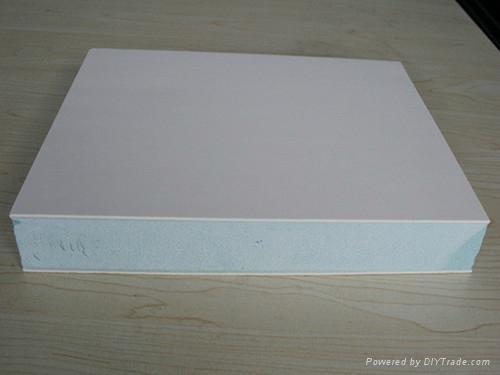 Fiberglass Foam Panels : Fiberglass xps sandwich panel for refrigerated truck