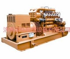 济柴柴油发电机组配件