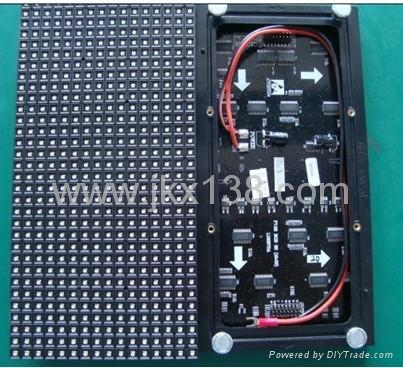 PH7.62 Indoor Full Color LED Display Screen 1