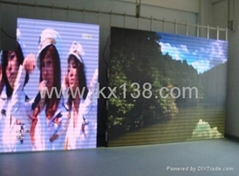 PH10 Indoor Full Color LED Display Screen LED Sign