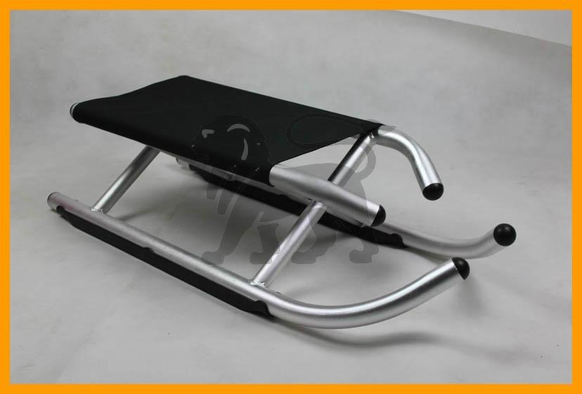 Foldable Aluminum Sled