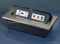 多功能桌麵線盒 4
