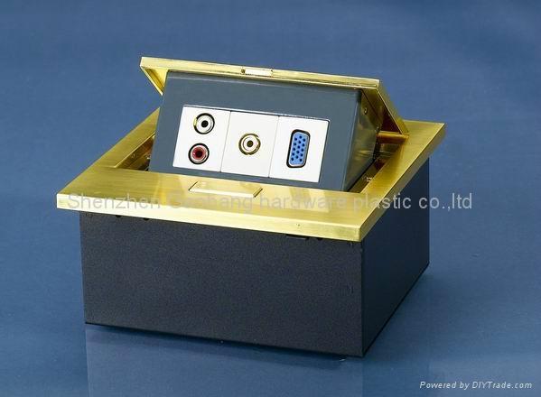 多功能桌麵線盒 5