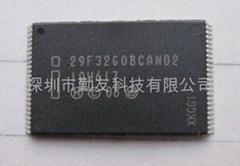 英特爾 4G FLASH芯片 JS29F32G08CAND2