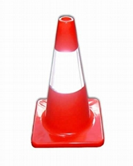 500mm Rubber Traffic Cone