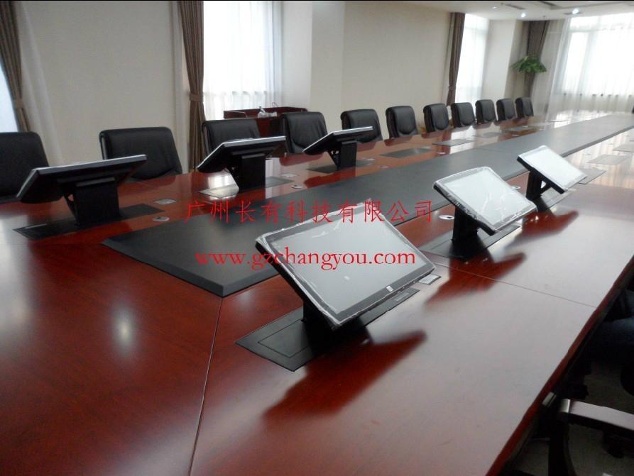 多功能全自動會議觸摸屏一體機昇降器 1