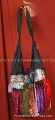 Satin Carry Bag