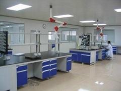 實驗室邊台