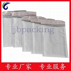 Co-extrusion bubble envelope bag membrane