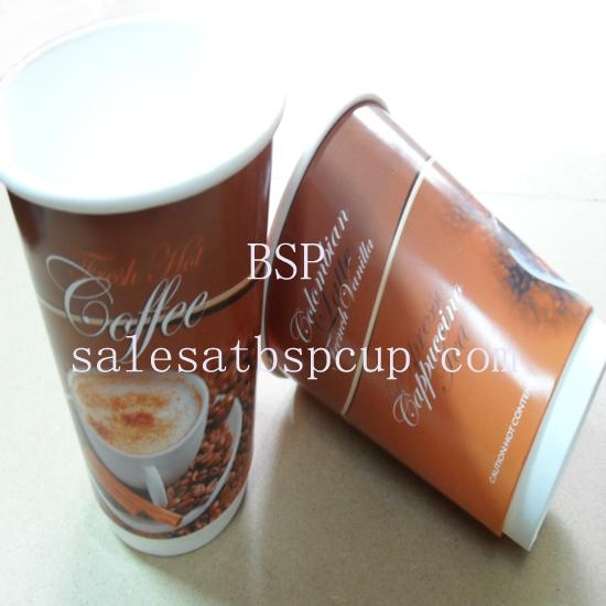Double wall paper cup 3
