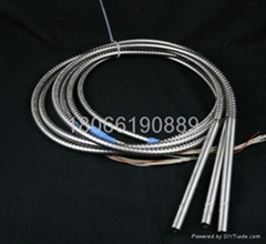 single-ended heating tube