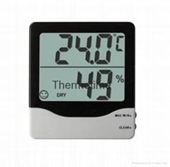 Digital Thermometer& Hygrometer TM803