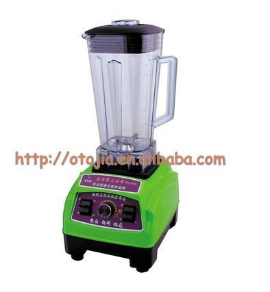 1500w commercial juicer blender machine hotel blender big horse power blender 1