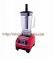 1500w commercial juicer blender machine hotel blender big horse power blender 4
