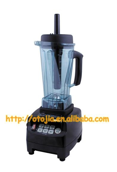 1500W heavy duty blender commercial smoothie maker machine ice crusher OTJ-800 1