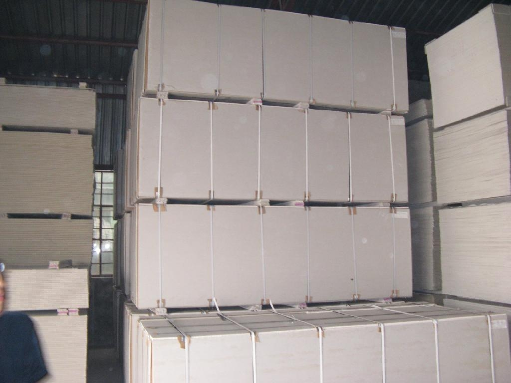 Regular Product Gypsum Board : Regular gypsum board china manufacturer other