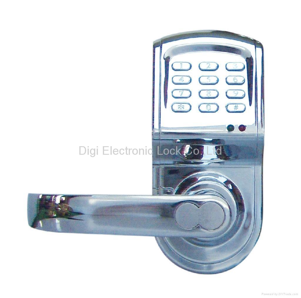 密碼鎖 1