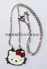 KITTY貓項鏈