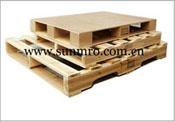 上海木托盤木箱紙塑包裝盒