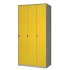 office 3-door locker 4