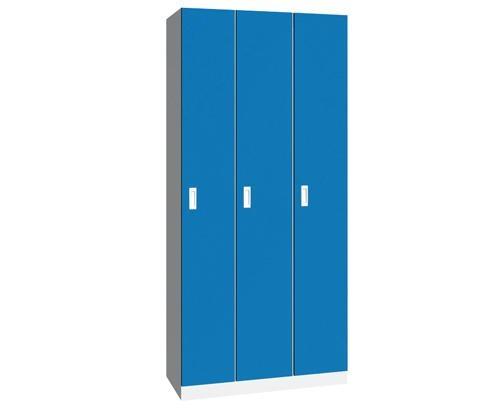 office 3-door locker 5