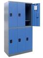 office 6-door locker