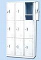 multi-drawer steel wardrobe 4
