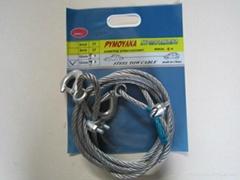 12釐鋼絲拖車繩.