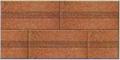 秋桔紅條紋步道石