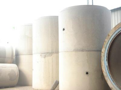 DN2400~3000mm柔型企口式鋼觔混凝土排水管 1
