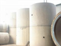 DN2400~3000mm柔型企口式钢筋混凝土排水管