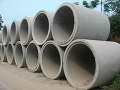 DN1500~2200mm柔型企口式钢筋混凝土排水管