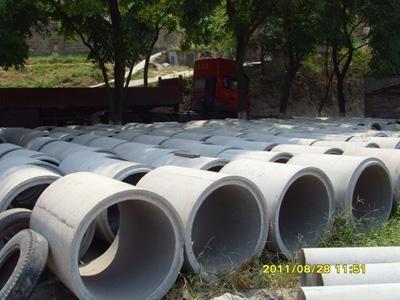 水泥管道 5
