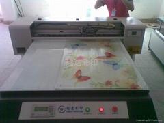 越达9880平板万能打印机