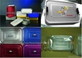 anodized aluminum lunch box