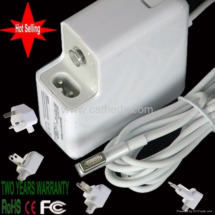 85W代用苹果充电器磁头插头18.5v4.6a笔记本充电器