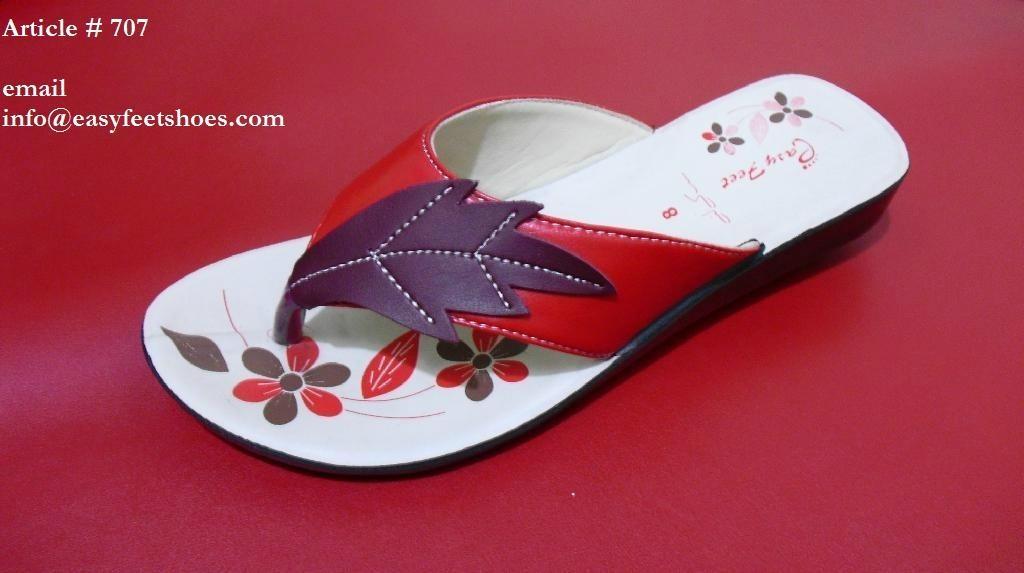 858c78953d48 Ladies  PU Slipper - 707 - Easy Feet (Pakistan Manufacturer ...