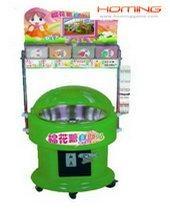 棉花糖自动贩卖机