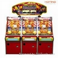 Crazy Circus Coin pusher game machine(HomingGame-Com-034)