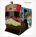 DeadStorm Pirates shooting game machine(HomingGame-Com-056)