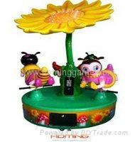 Honey Bee park rides gam