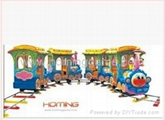 Smile Land Train Kiddie Ride(HomingGame-Com-107)