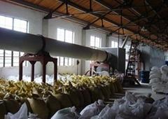 分子筛干燥剂整套生产线设备制造
