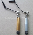 iPad iPhone capacitive Stylus touch pen