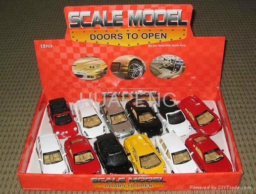 1:32 Die-cast Metal Model Car 1