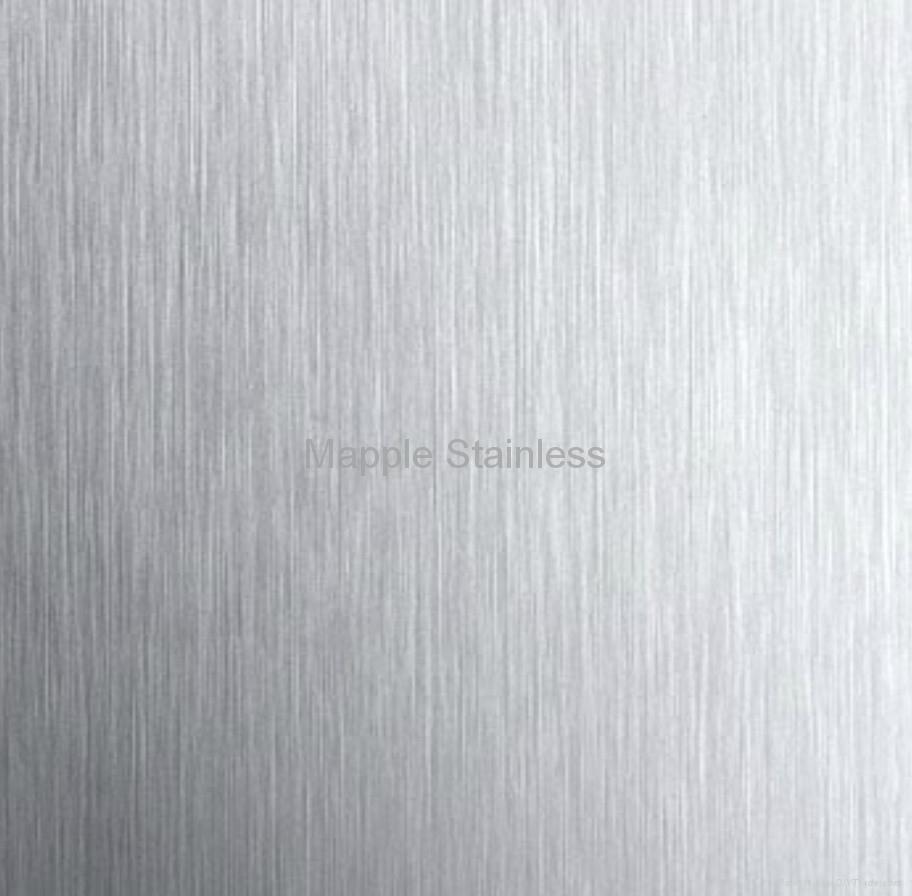 Stainless Steel Sb Brushed Finish Sheets Mapple