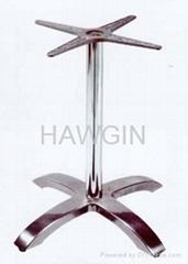 Cast Aluminum Table base
