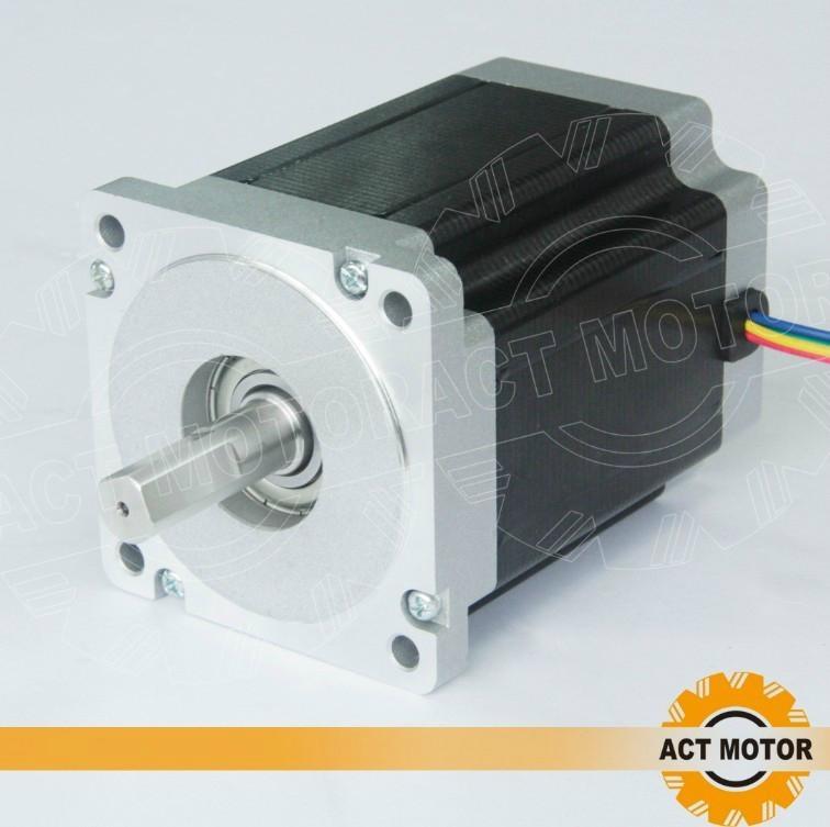 4 Axis Nema 34 Stepper Motor Cnc Kit Act China